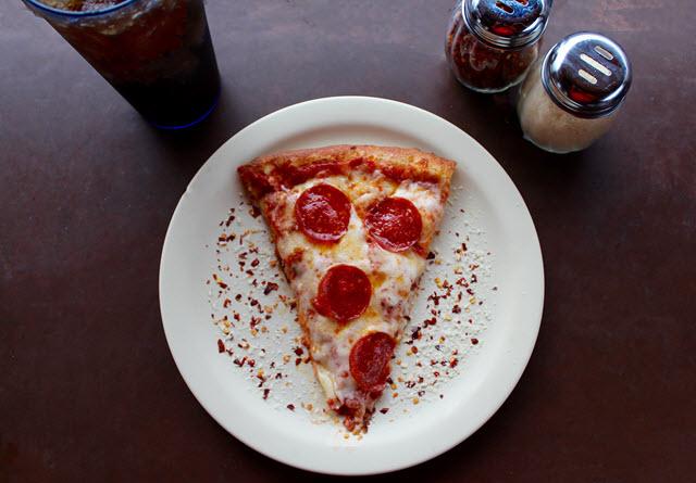 Pizza, combien de calories par type ?
